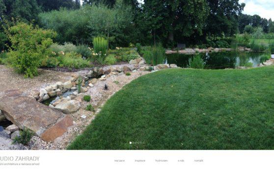 Studio zahrady