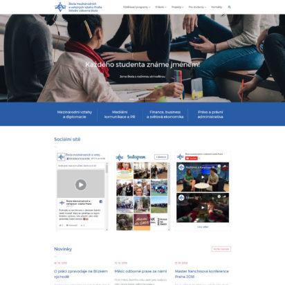 Škola mezinárodních a veřejných vztahů Praha